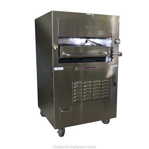 Southbend 170 Broiler, Deck-Type, Gas