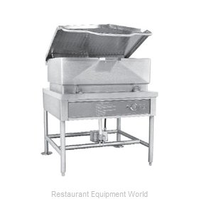 Southbend BGLTS-40 Tilting Skillet Braising Pan, Gas