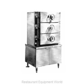Southbend DC-2S Steamer, Pressure, Direct Steam