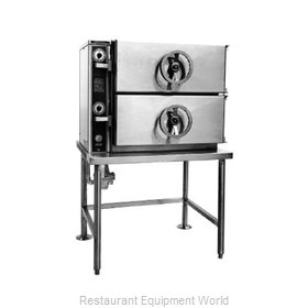 Southbend DCW-3S Steamer, Pressure, Direct Steam
