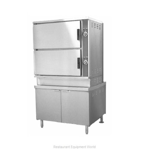 Southbend DCX-16 Steamer Convection Direct-Steam Floor Model