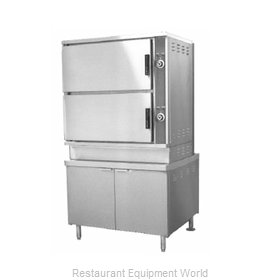Southbend DCX-16 Steamer, Convection, Direct-Steam, Floor Model