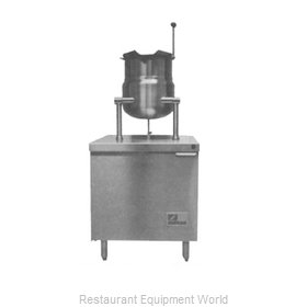 Southbend DMT-10 Kettle Cabinet Assembly, Direct-Steam