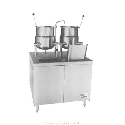 Southbend DMT-6-10 Kettle Cabinet Assembly, Direct-Steam