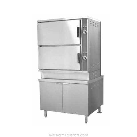 Southbend ECX-16 Steamer, Convection, Electric, Floor Model