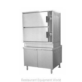 Southbend ECX-16 Steamer Convection Electric Floor Model