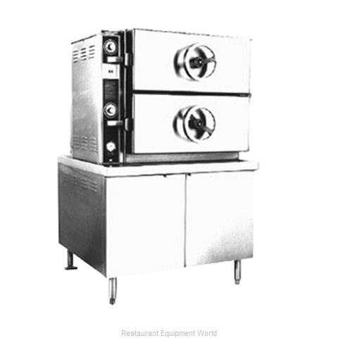 Southbend EDA-2S Steamer, Dual-Pressure, Electric