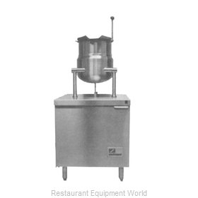 Southbend EMT-10 Kettle Cabinet Assembly, Electric