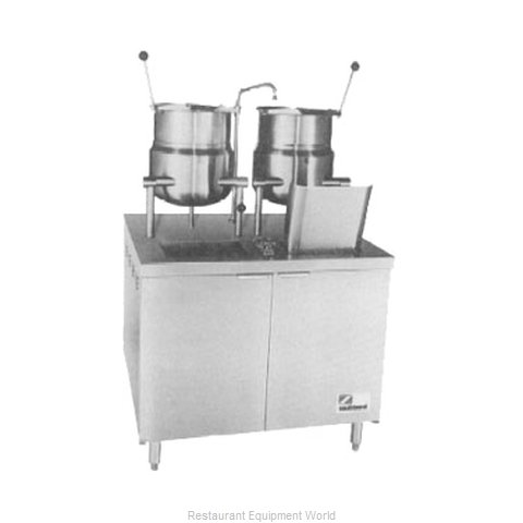Southbend EMT-6-10 Kettle Cabinet Assembly Electric