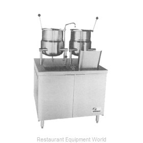 Southbend EMT-6-10 Kettle Cabinet Assembly, Electric