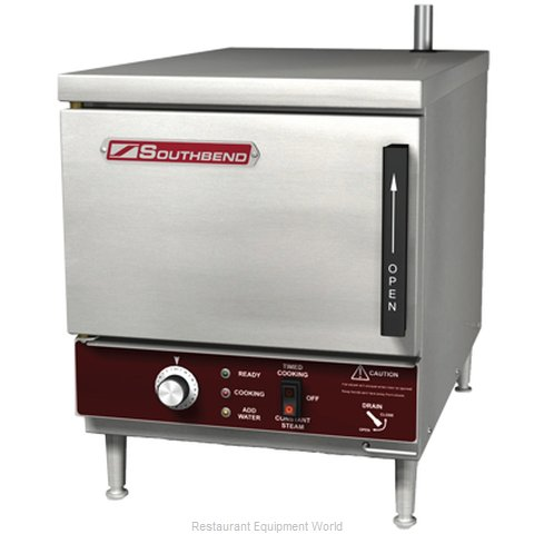 Southbend EZ18-5 Steamer Boilerless Countertop (Magnified)