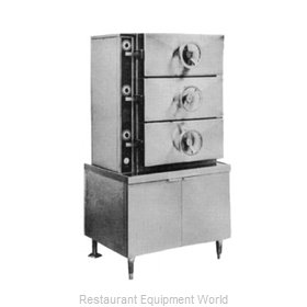 Southbend GC-3S Steamer, Pressure, Gas