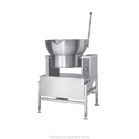 Southbend GCTRS-16 Tilting Skillet Braising Pan Gas Countertop
