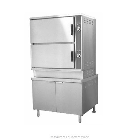 Southbend GCX-16 Steamer, Convection, Gas, Floor Model