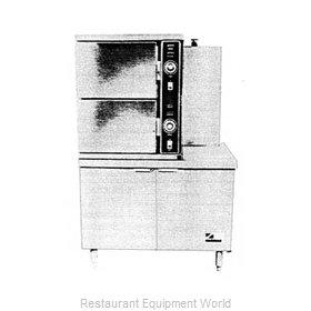 Southbend GCX-2S-36 Steamer, Convection, Gas, Floor Model