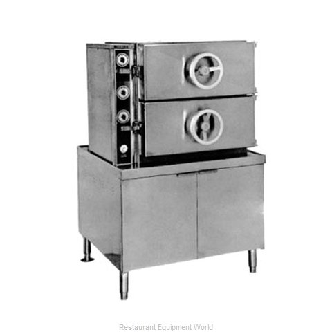 Southbend GDA-2S Steamer Dual-Pressure Gas
