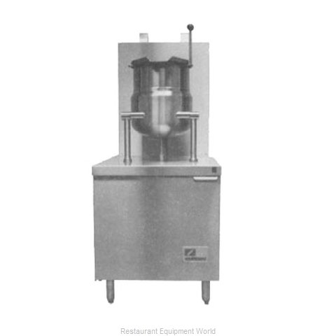 Southbend GMT-6 Kettle Cabinet Assembly, Gas
