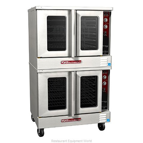 Southbend GS/25CCH Convection Oven, Gas