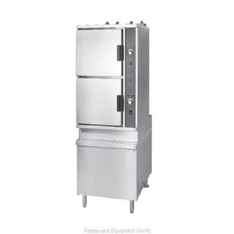 Southbend GSX-10HE Steamer, Convection, Gas, Floor Model
