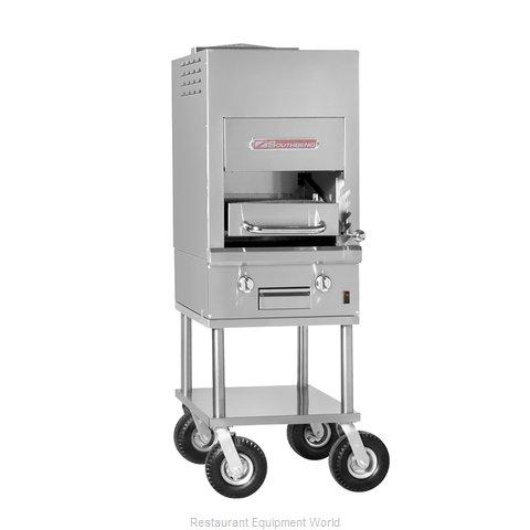 Southbend HDB-24-316L Broiler, Deck-Type, Gas