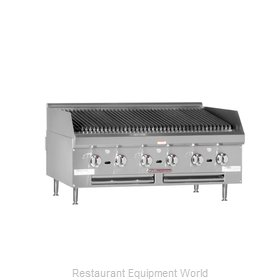 Southbend HDC-36 Charbroiler, Gas, Countertop