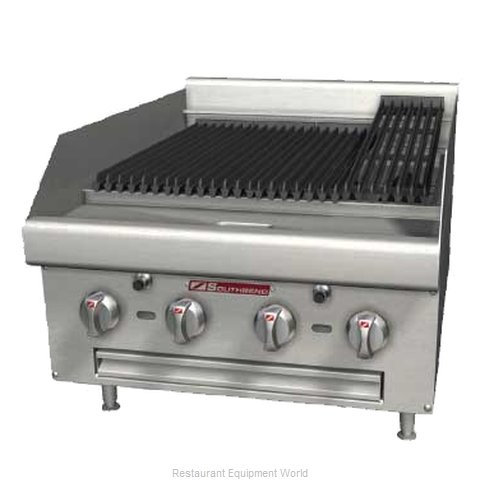 Southbend HDCL-36 Lava Rock Charbroiler