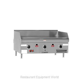 Southbend HDG-36 Griddle, Gas, Countertop