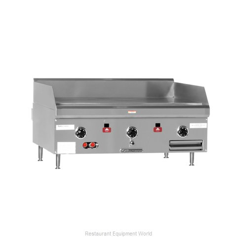 Southbend HDG-48V Griddle, Gas, Countertop