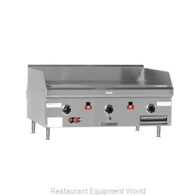 Southbend HDG-60V Griddle, Gas, Countertop