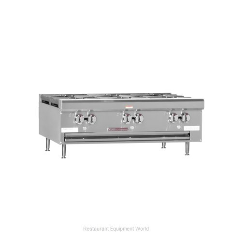 Southbend HDO-36 Hotplate Counter Unit Gas