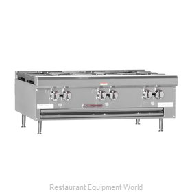 Southbend HDO-36SU Hotplate Counter Unit Gas