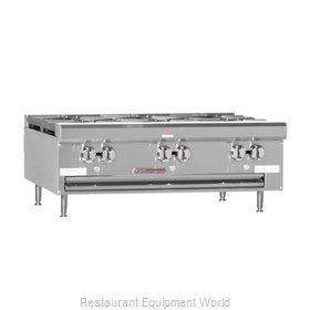Southbend HDO-36SU Hotplate, Countertop, Gas