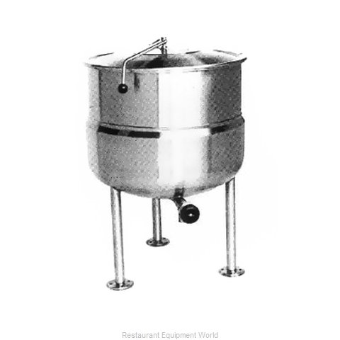 Southbend KDLS-100 Kettle, Direct Steam, Stationary