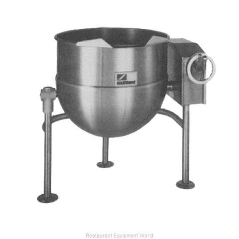 Southbend KDLT-100 Tilting Kettle Direct Steam