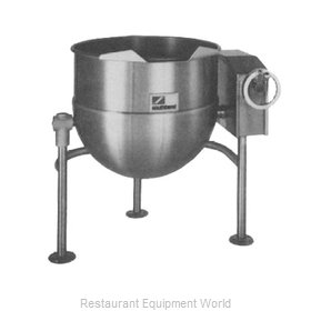Southbend KDLT-40 Tilting Kettle Direct Steam