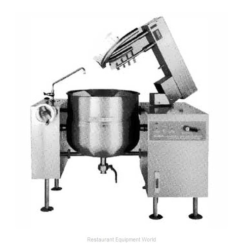 Southbend KDMTL-100 Kettle Mixer, Direct-Steam
