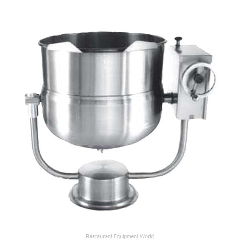 Southbend KDPT-80 Kettle, Direct Steam, Tilting