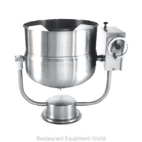 Southbend KDPT-80 Tilting Kettle Direct Steam