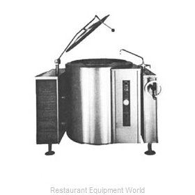 Southbend KTLG-40 Kettle, Gas, Tilting