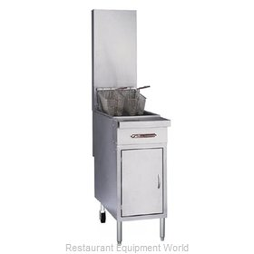Southbend P20-PF65 Fryer Gas Heavy Duty Sectional Range Match