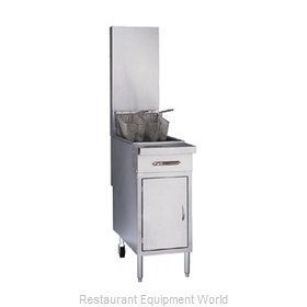 Southbend P20C-PF65 Fryer, Gas, Floor Model, Full Pot