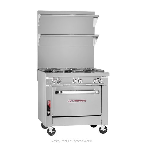 Southbend P32A-XX Four Burner Gas Range Heavy Duty 32 inch