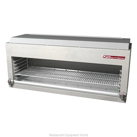 Southbend P36-CM Cheesemelter, Gas