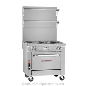 Southbend P36T-ISI Induction Range, Floor Model
