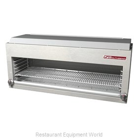 Southbend P48-CM Cheesemelter, Gas