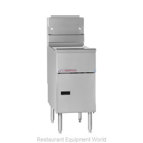 Southbend SB14R Fryer, Gas, Floor Model, Full Pot