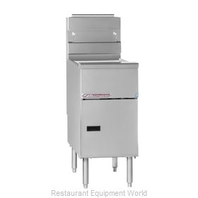 Southbend SB18 Fryer Floor Model Gas Full Pot