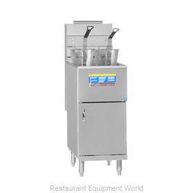 Southbend SB35S Fryer, Gas, Floor Model, Full Pot