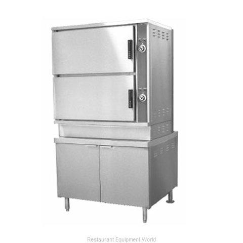 Southbend SCX-16 Steamer, Convection, Steam-Coil