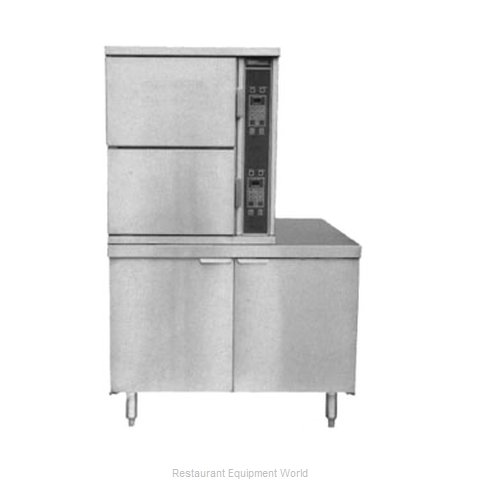 Southbend SCX-2S Steamer, Convection, Steam-Coil